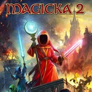 Magicka 2(pc) off 75% in Steam! Grab 4 copies for insane coop play! #gaming #gamer #videogames #videogamer #videogaming #gamergirl #gamerguy #instagamer #instagaming #gamingdeal #gamerdeal #instagame #offer #discount #steam #magicka #magicka2#action #adventure