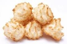 Image result for coconut macaroons