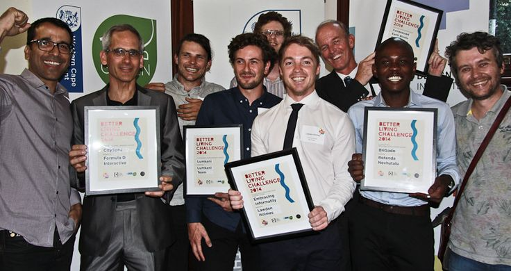 Our #BLCWinners and we couldn't be prouder of them! Well done guys, a well-deserved win! #BLCWinner #FormulaDInteractive #CEB #Lumkani #BriGado #EmbracingInformality