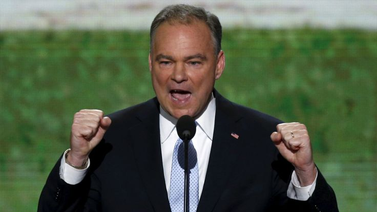 Clinton's VP pick gets decent reviews from both enviros and fossil fuel industry. Virginia Sen. Tim Kaine appears to have an uncanny ability to appeal to people across the spectrum.