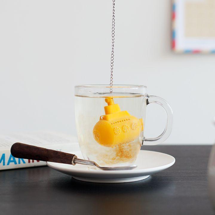 ¡Refréscate a lo #Superbritánico!  Prepara un té verde con hielo con el nuevo infusor disponible en www.superbritanico.com/60-infusores.