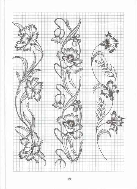 (589) Gallery.ru / Фото #41 - ДКР Художественная вышивка цветов 2005-1 - belo4ka-ta