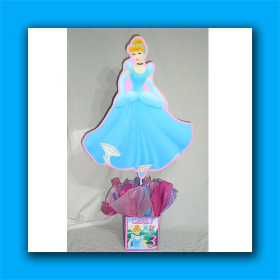 DIY Small Personalized Disney Princess Birthday Party Centerpieces or Baby Shower by PinkyandBlueBoyStore on Etsy https://www.etsy.com/listing/518792174/diy-small-personalized-disney-princess