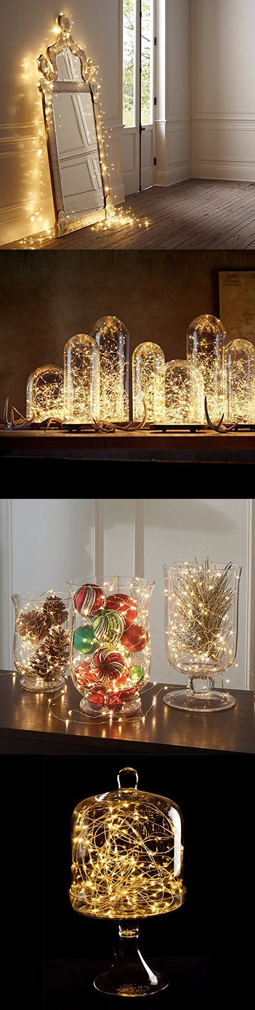 Wedding String Lights Diy : 25+ best ideas about Led string lights on Pinterest Christmas string lights, Led christmas ...