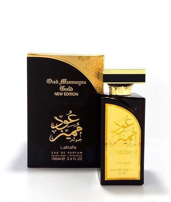 bbbc2a2943f8 EDP Oudh Mumayez Gold New Edition 100ml - 3.3oz Lattafa Unisex Free  Shipping NIB #LattafaPerfumesUAE