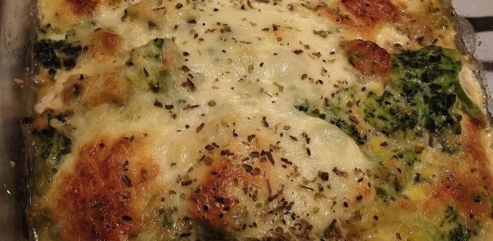 Brokkolis csirkemell | Receptek A-Z