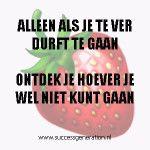 Eet jij wel eens witte aardbeiden? http://successgeneration.nl/eet-jij-wel-eens-witte-aardbeien/