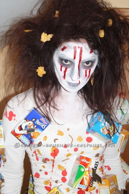 Scary Cereal Killer Costume