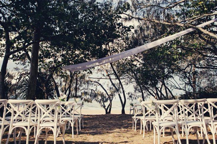 Mr & Mrs Fletcher : Our Wedding : Location - Hidden Grove, Noosa, Australia    Photographer : Todd Hunter McGraw  Stylist : Splash Events