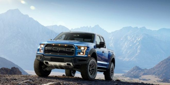 2017 Ford F-150 Raptor Review Canada