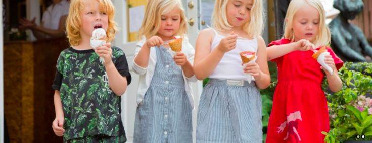 Best homemade ice cream, Bornholms Ismejeri in Svaneke http://www.bornholms-ismejeri.dk