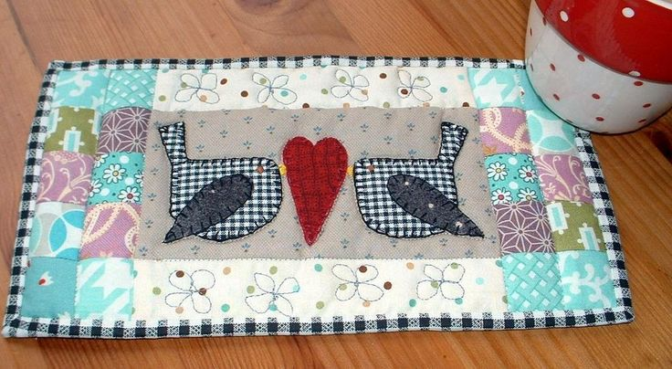 17 Best Images About On Pinterest Quilt Potholders And
