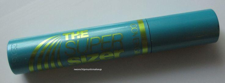 @Covergirl The Super Sizer #Mascara   #makeup #prsample