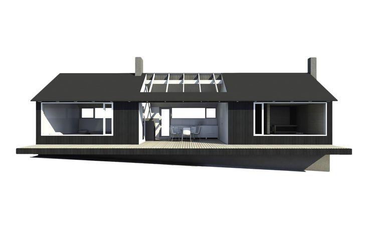 Sunhouse Saaristolaistalo S3