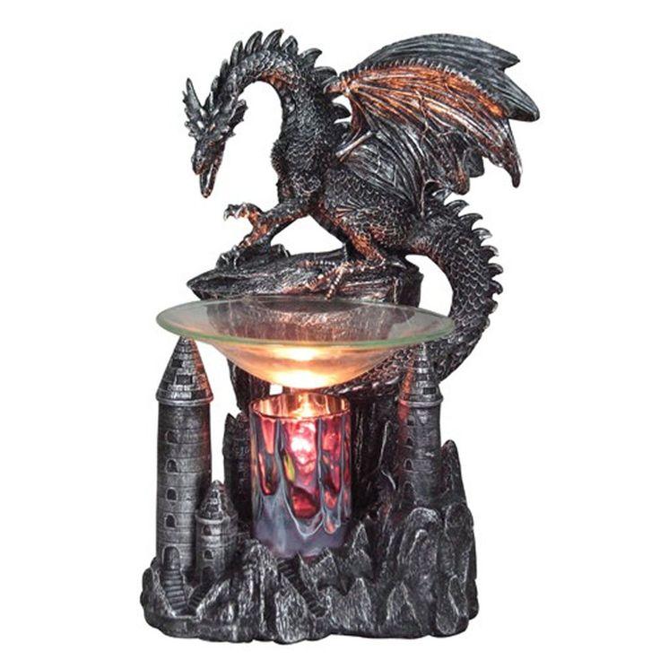 Dragon's Peak Electric Oil Warmer DWK Corporation