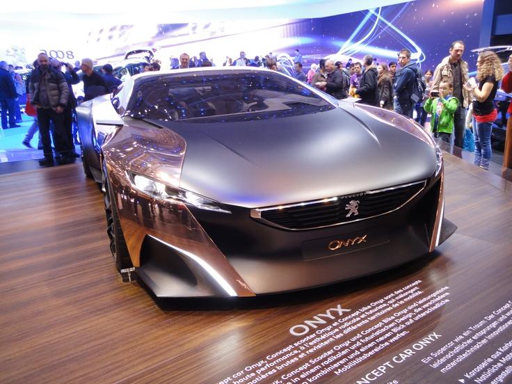 Geneva Motor 2013