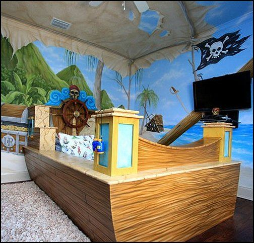 Wonderful Decorating Theme Bedrooms   Maries Manor: Pirate Bedrooms   Pirate Themed  Furniture   Nautical Theme