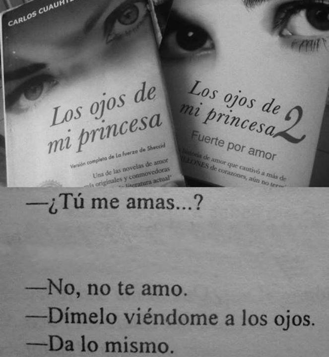 """""""Los ojos de mi princesa"""""""