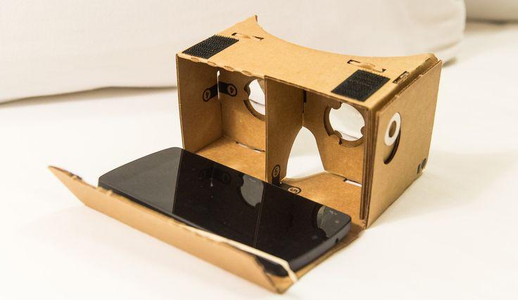 Google Cardboard VR Apps Virtual Reality is Here! <www.vrheadsetmart.com/shop/>