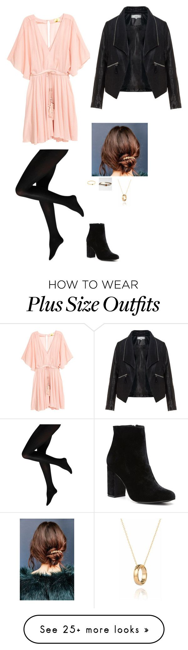"""""""S EH S2E1O3"""" by fashion12guru on Polyvore featuring Urban Outfitters, Witchery, Zizzi and Jennifer Meyer Jewelry"""