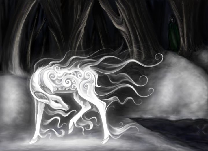 doe+tattoo | The Most Beautiful Patronus Ever Must Be A Weasley
