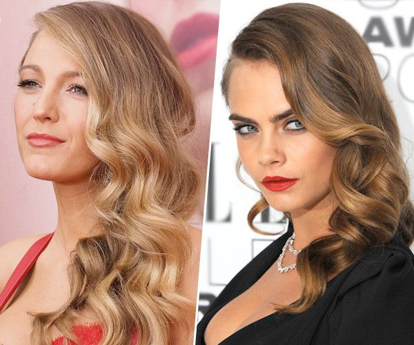 Pin-Up Perfection: A Surprising Way to Get Red-Carpet-Worthy Retro Waves  ESC, Pin Curls Split