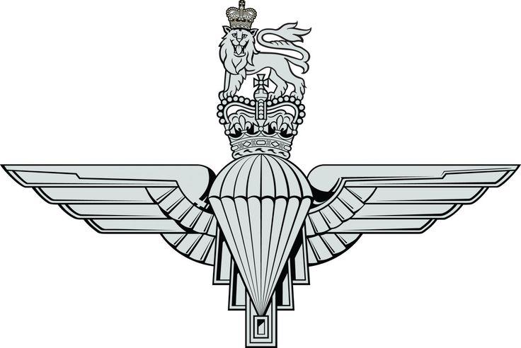 Parachute Regiment (PARA) | weermag | Parachute regiment ...