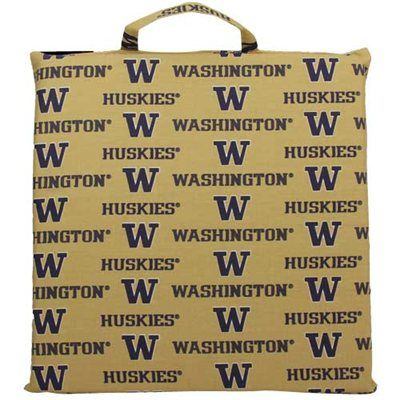 Washington Huskies Game Day Cushion
