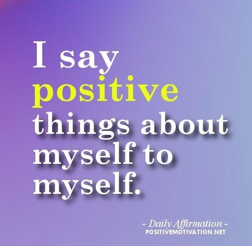 self+affirmations | self-help efforts with positive self talk and positive affirmations ...