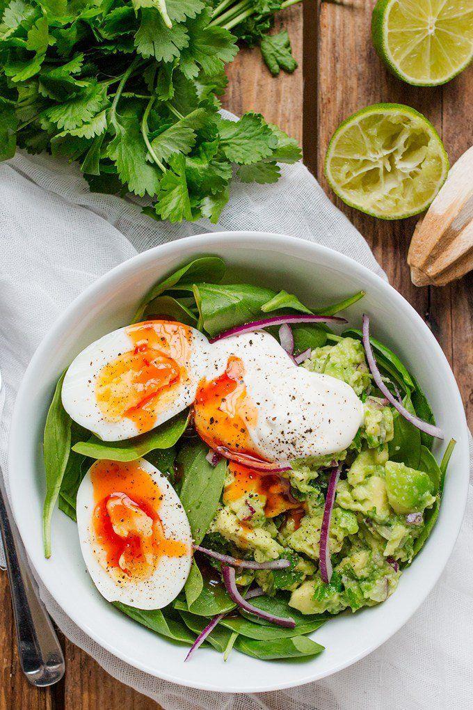 28 herrliche Frühstücke mit Eiern, um den Tag zu…