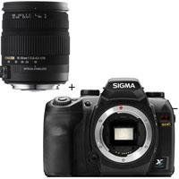 "Sigma SD-15 Digital SLR Camera Body, with Sigma 18-50mm f/2.8-4.5 DC OS HSM Standard Zoom Lens for Sigma - USA Warranty by Sigma. $1038.00. The SD15 Digital SLR camera is the latest model in Sigma's SD series. Powered by the 14-megapixel Foveon X3 direct image sensor, it can capture all primary RGB colors at each and every pixel location arranged in three layers. The new SD15 incorporates the ""TRUE II"" image processing engine, which processes the large amount of data from ..."