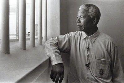 EL BLOC DEL JOAN: EL POEMA DE LA CARCEL - Invictus, Nelson Mandela.