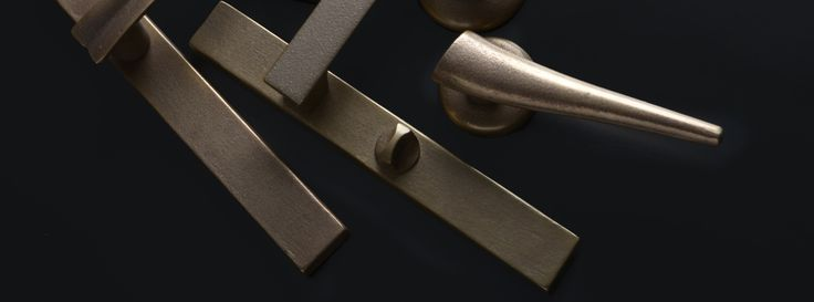 Bronze Door Handles for Sliding Doors | New Zealand Designed and Made