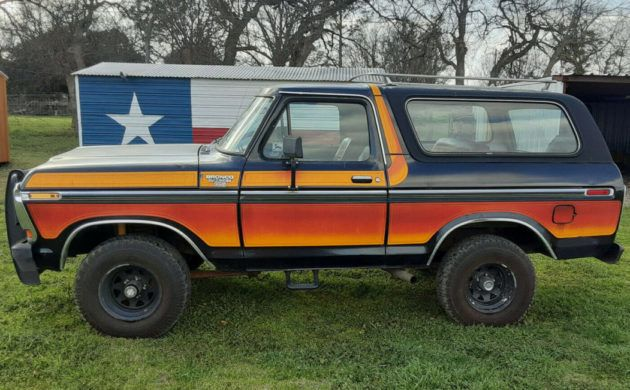 Original Graphics Free Wheelin 1979 Ford Bronco In 2020 1979 Ford Bronco Ford Bronco Built Ford Tough