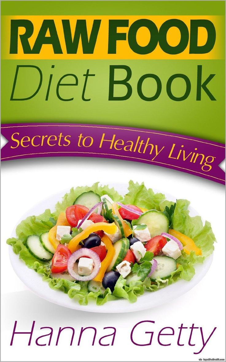 Raw and living foods diet essay