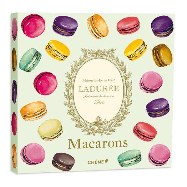 The recipe for Laduree's infamous macarons: