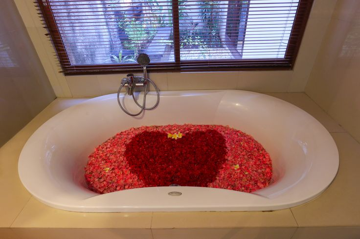 Flower Bath set