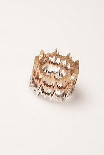 How super fun is this EKG ring? And it's a stack! #jewelry #neverenoughrings #nurse