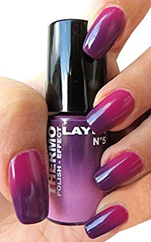 Beautiful Layla Cosmetics Thermo Polish Effect N thermo nagellack