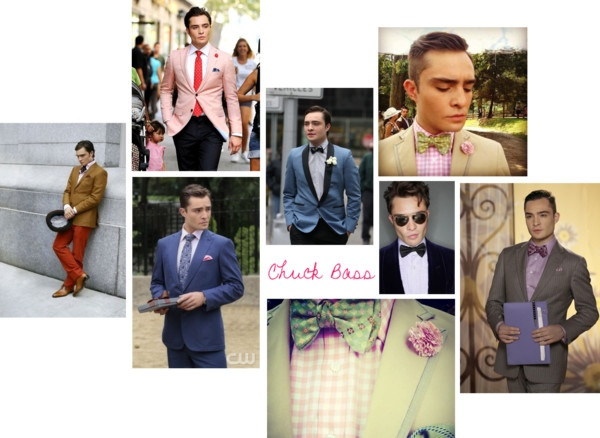 """CHUCK BASS"" by sunshineismine on Polyvore"