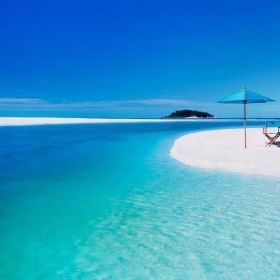 Whitehaven Beach, Fraser Island, Queensland, Australia