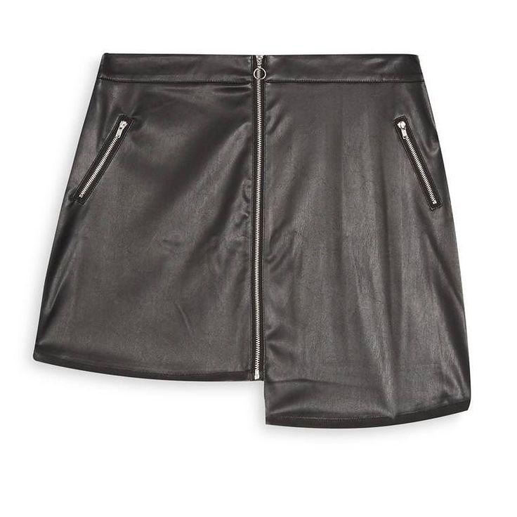 Falda de cuero negra  Categoría:#faldas #primark_mujer #ropa_de_mujer en #PRIMARK #PRIMANIA #primarkespaña  Más detalles en: http://ift.tt/2AxGl5o