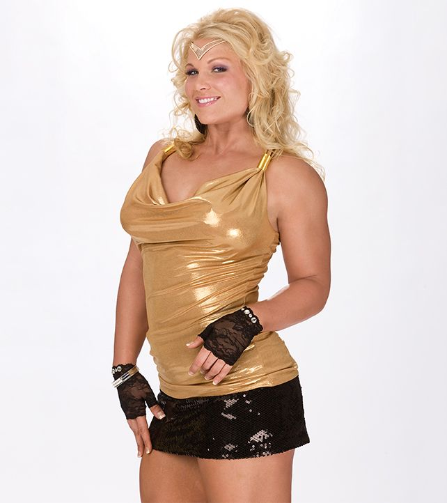 Beth Phoenix Nude Photos 31