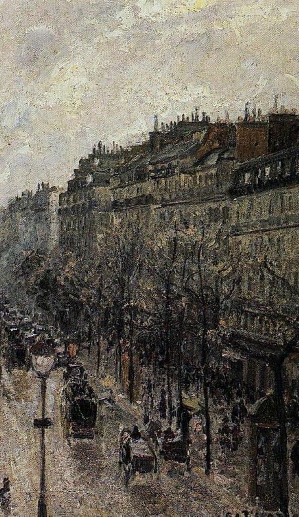 Esploriamo Parigi attraverso l'opera di uno degli impressionisti più rappresentativi, Pissarro