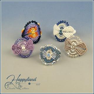 Le gioie di Happyland: Anello foglia