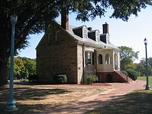 The Stone House in Forest Hill Park