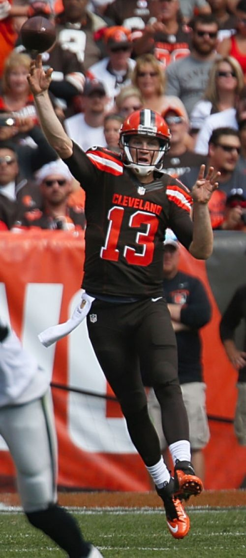 Josh McCown Browns | browns11cut_03