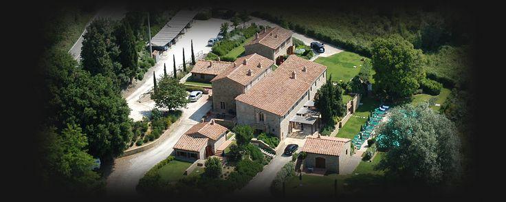 Hotel Il Defizio, Toscane, Italië (tip)