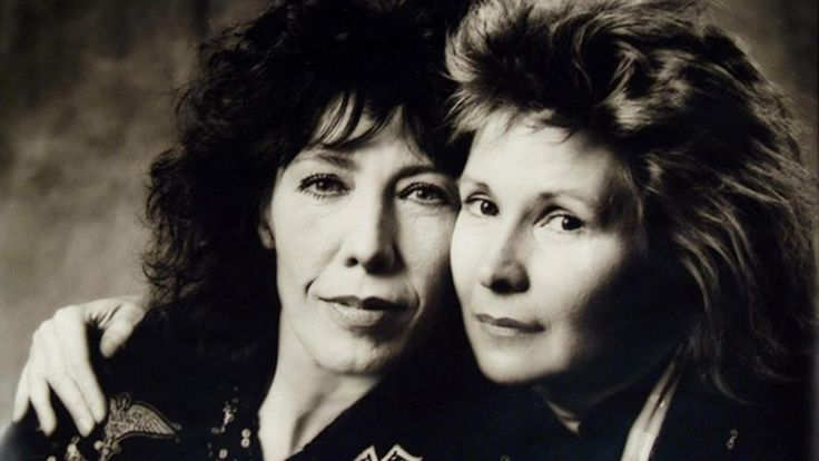 Lily Tomlin marries Jane Wagner. Pictured: Lily Tomlin and Jane Wagner appear in an undated photo posted on their Facebook page on March 6, 2012.