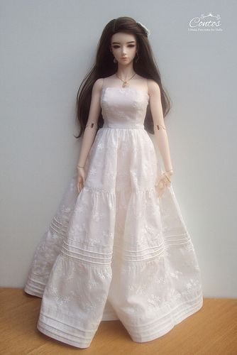 Country Lady Set for Love After Love Collection. Handmade outfit for Iplehouse EID by Contos Shop. #bjd #balljointeddoll #iplehousearia #iplehouseeid #sidaria #bjdclothes #bjdoutfit #iplehouseclothes #eidclothes